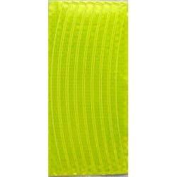 Светоотражающие накладки на обод 8 шт. STA 114 желтый