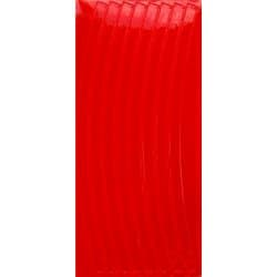Светоотражающие накладки на обод 8 шт. STA 114 красный