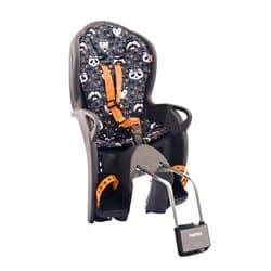 Кресло детское HAMAX Kiss серый/оранжевый