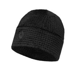 Шапка BUFF® HAT POLAR THERMAL SOLID GRAPHITE BLACK
