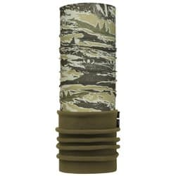 Бандана BUFF® POLAR JUNIOR WILD NATURE KHAKI
