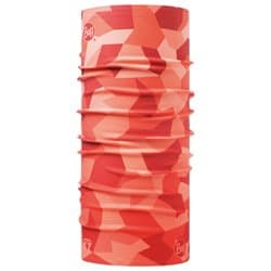 Бандана BUFF® THERMONET BLOCK CAMO FLAMINGO PINK