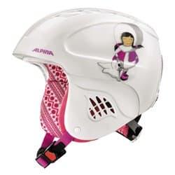 Шлем ALPINA Carat eskimo-girl 48-52