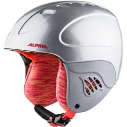 Шлем ALPINA Carat silver-flamingo 54-58
