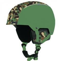 Шлем BLIZZARD® Guide dark green/camoufage 60-63
