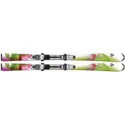 Горные лыжи FISCHER® Aspire FP9 (155) + креп. RS10