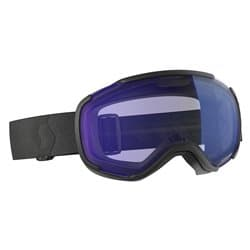 Очки SCOTT® Faze II Black (illuminator blue chrome) Cat.1