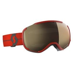 Очки SCOTT® Faze II LS Red (light sensitive bronze chrome) Cat.1-3