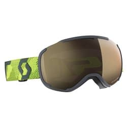 Очки SCOTT® Faze II LS Yellow (light sensitive bronze chrome) Cat.1-3