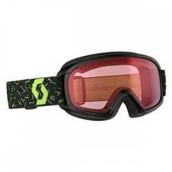 Очки SCOTT® JR Witty Black/Green (illuminator) Cat.1