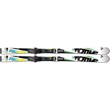 Горные лыжи Fischer Motive X Powerrail + креп. RS10