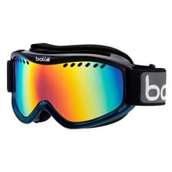 Очки BOLLE 21107 CARVE Black Blue Fade (Sunrise) р.М Cat.2