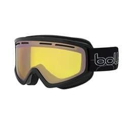 Очки BOLLE 21486 SCHUSS Shiny Black (Lemon Gun) р.М Cat.1