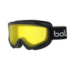 Очки BOLLE 21492 FREEZE Shiny Black (Lemon) р.М Cat.1