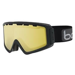Очки BOLLE® 21501 Z5 OTG Shiny Black (Lemon Gun) р.М-L Cat.1