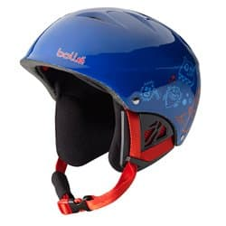 Шлем BOLLE B-KID 31217 Shiny Blue Monster 49-53
