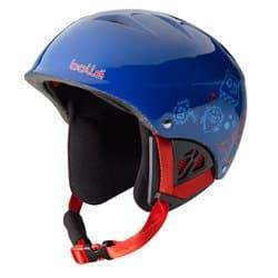 Шлем BOLLE B-KID 31217 Shiny Blue Monster 49-53