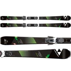 Горные лыжи FISCHER® Pro MT FIRE SLR2 160 + креп.