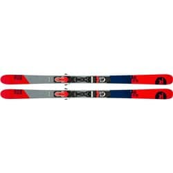 Горные лыжи ROSSIGNOL® SPRAYER Black/Red 158 + XPR 10