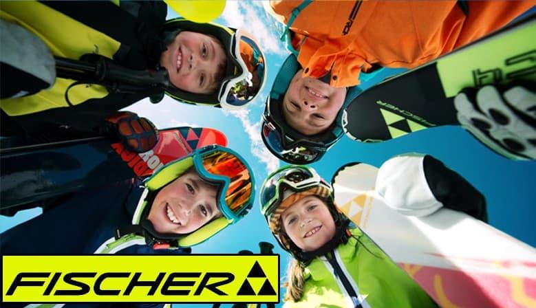 FISCHER® горные лыжи, одежда и аксессуары