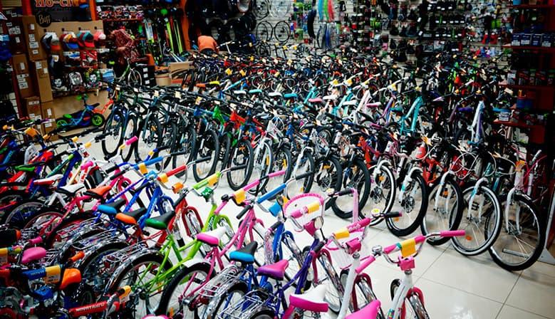 Велосипеды купить со скидкой в Уфе!