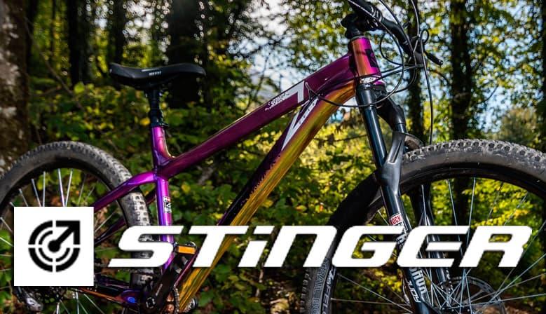 Велосипеды STINGER В Уфе в наличии в веломагазине